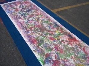 2012-Omaggio a Pollock(Corsi Mini Tappetari)