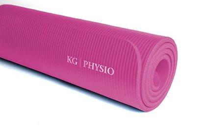 tappetino antiscivolo physio 1cm rosa