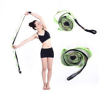 cinghia yoga con 10 anelli cotone Kottle