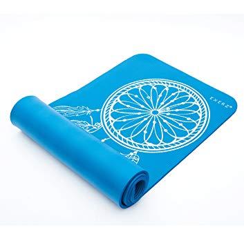 tappetino Exerz blu