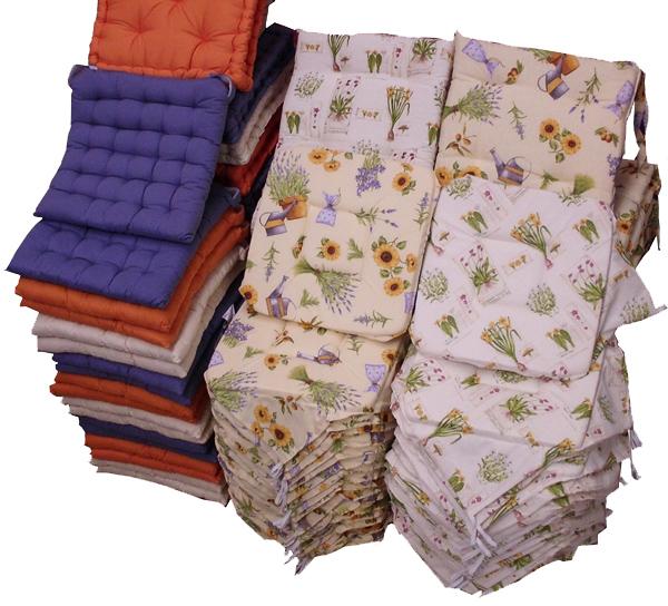 Cuscini quadrati rotondi  Tronzano Vercellese