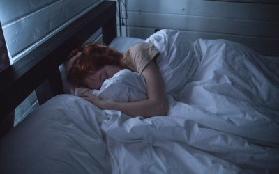 How can EFT/Tapping help you get a better night's sleep?