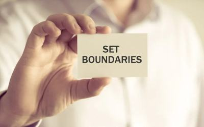 3 tips for setting boundaries in order to improve the quality of your sleep