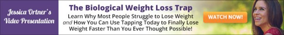 Is your weight an emotional issue? Jessica Ortner's Webinar 1 Is your weight an emotional issue? Jessica Ortner's Webinar