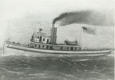 George Brockway - Tug