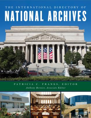 Internaitional Directory of National Archives Book