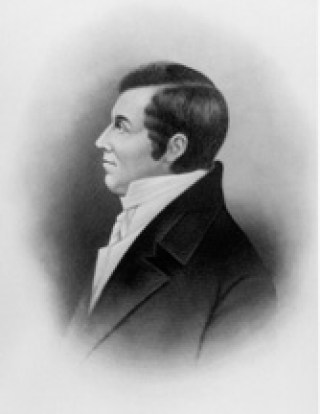 Edward Tiffin Portrait