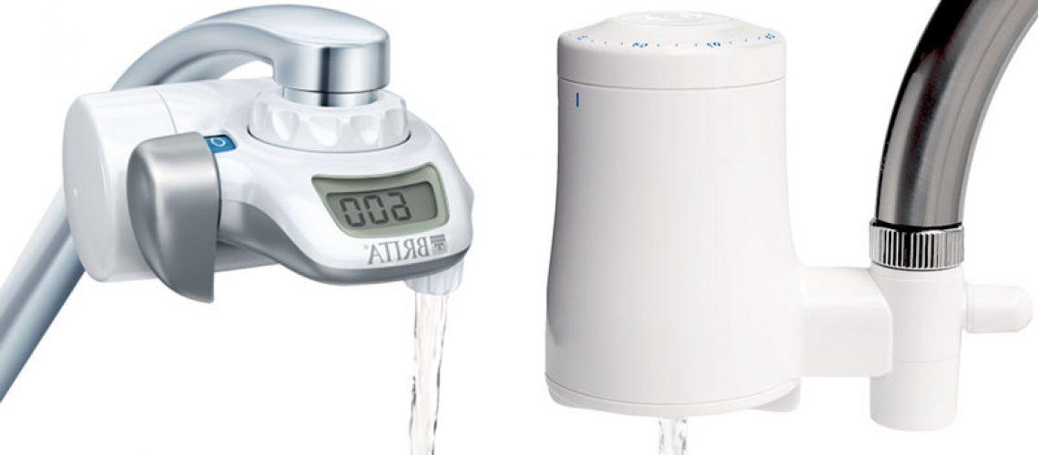 brita on tap vs tapp 2 water filter