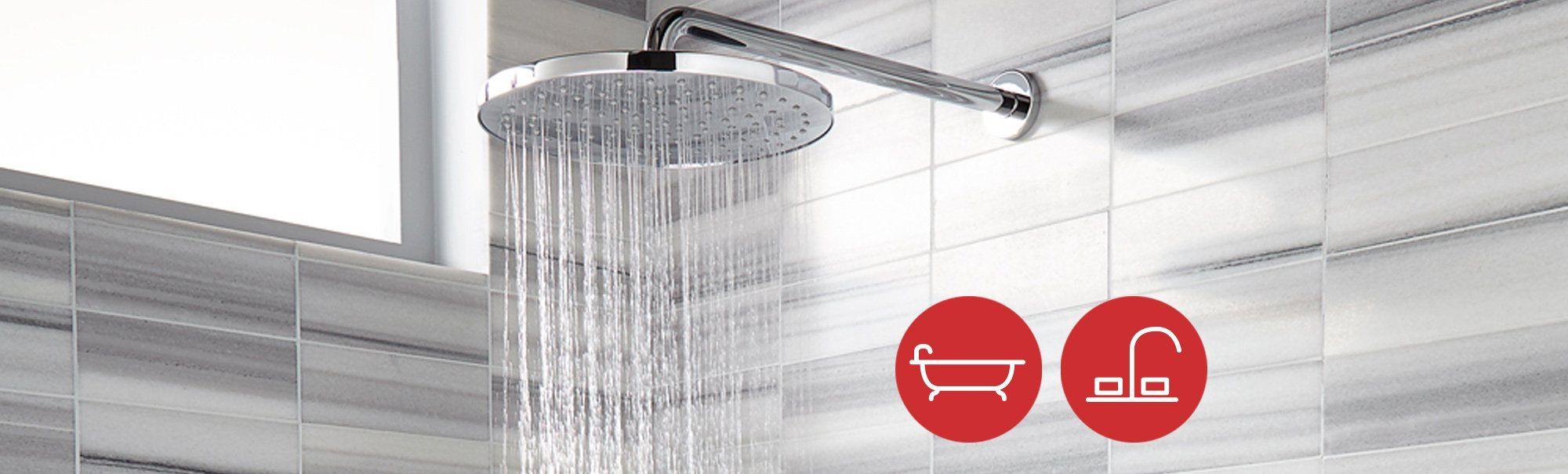 Low Flow Showerheads Taps