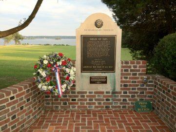 Taps Monument