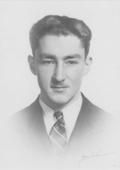 Keith Clark at age 19