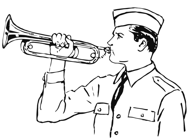 Learning to play the Bugle « Taps Bugler: Jari Villanueva