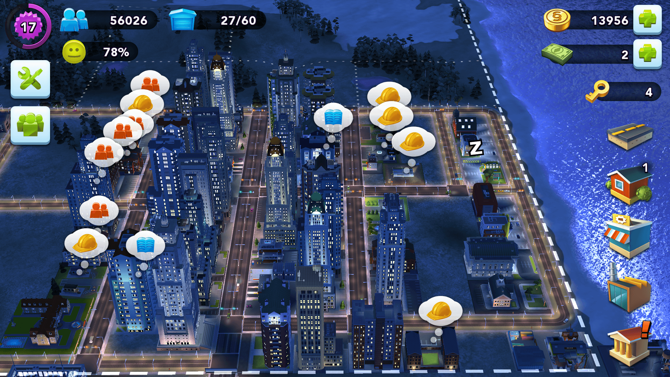 Review Simcity Buildit Freemium Version Put To The Test