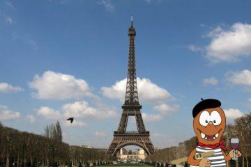 paris with kids: Tapsy Tour