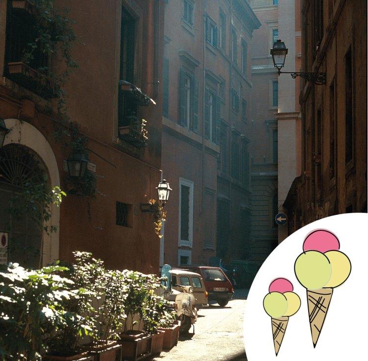 gelato trastevere
