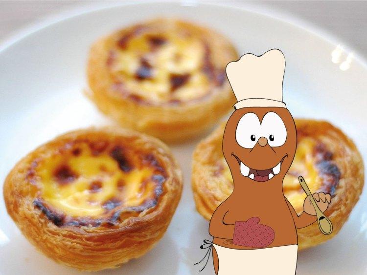 Pasteis de Nata on Tapsy Blog