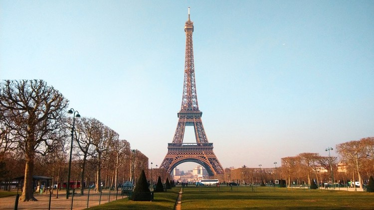 October in Paris with kids on Tapsy Blog