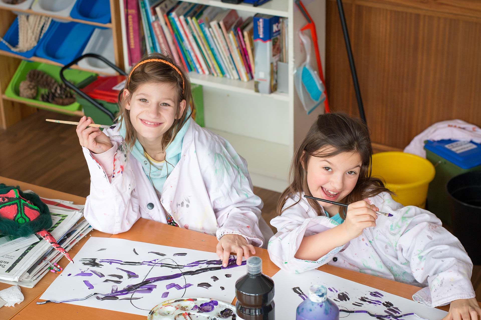 Taptana Privatschule Leoben Hinterberg Montessori Wild