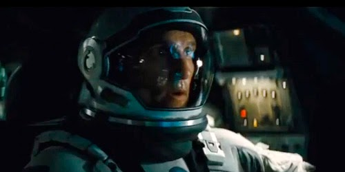 "Segundo tráiler de ""Interstellar"""