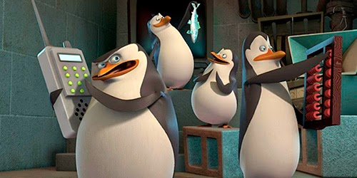 "Se adelanta el estreno de ""The penguins of Madagascar"""