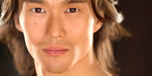 "Karl Yune, marido de Devon Aoki en ""Arrow"""