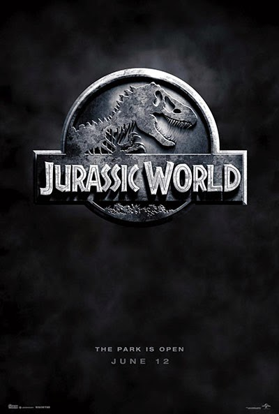 "Primer cartel de ""Jurassic World"""