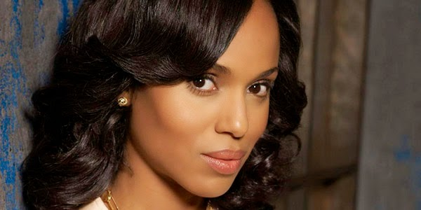 "La boda de Kerry Washington en ""Is he the one"""