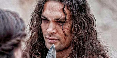"Jason Momoa, caníbal en ""The bad batch"""