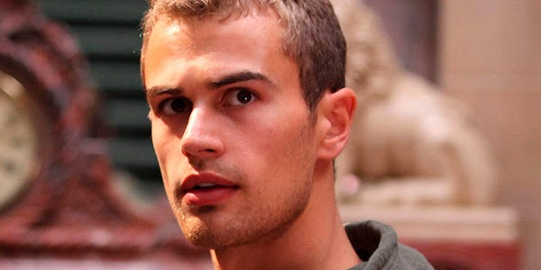 "Theo James y Amanda Seyfried, pareja en ""Black lung"""