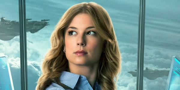 "Emily VanCamp repetirá como la Agente 13 en ""Captain America: Civil War"""