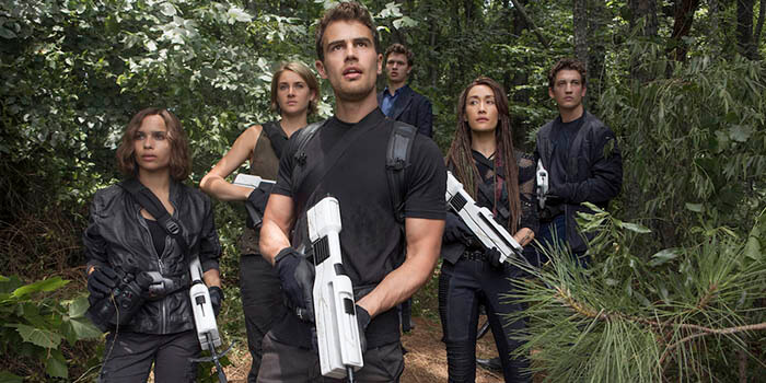 "Review of the film ""The Divergent Series: Allegiant"""