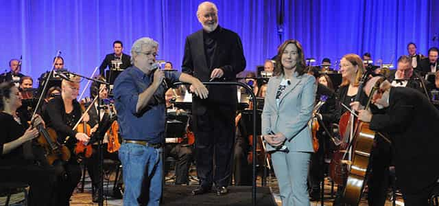 George Lucas recibe un merecido tributo en la Star Wars Celebration 2017
