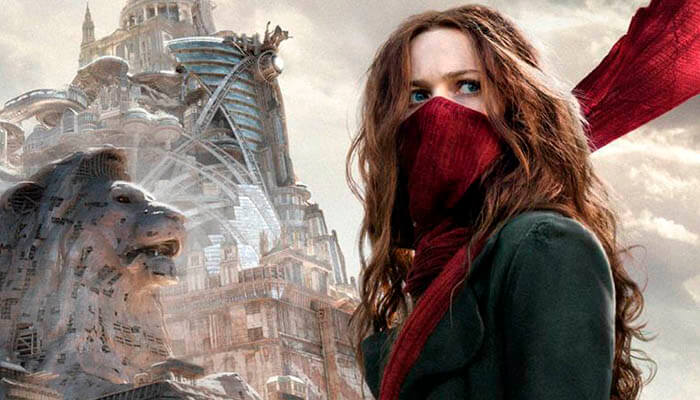 """Mortal Engines"", discreto debut en la taquilla española"