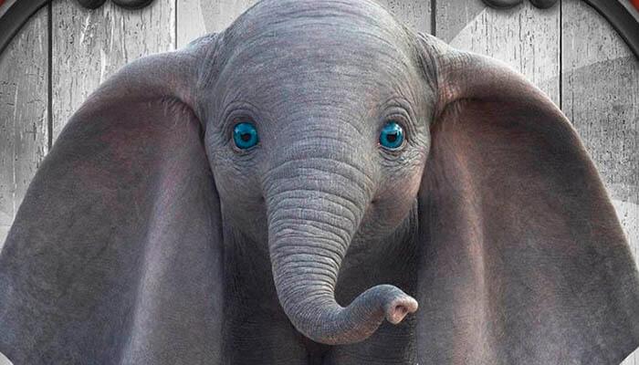 """Dumbo"" vuela alto, pero no tanto, en la taquilla USA"