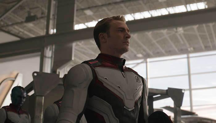 """""""Vengadores: Endgame"""", dominio absoluto en la taquilla USA"""