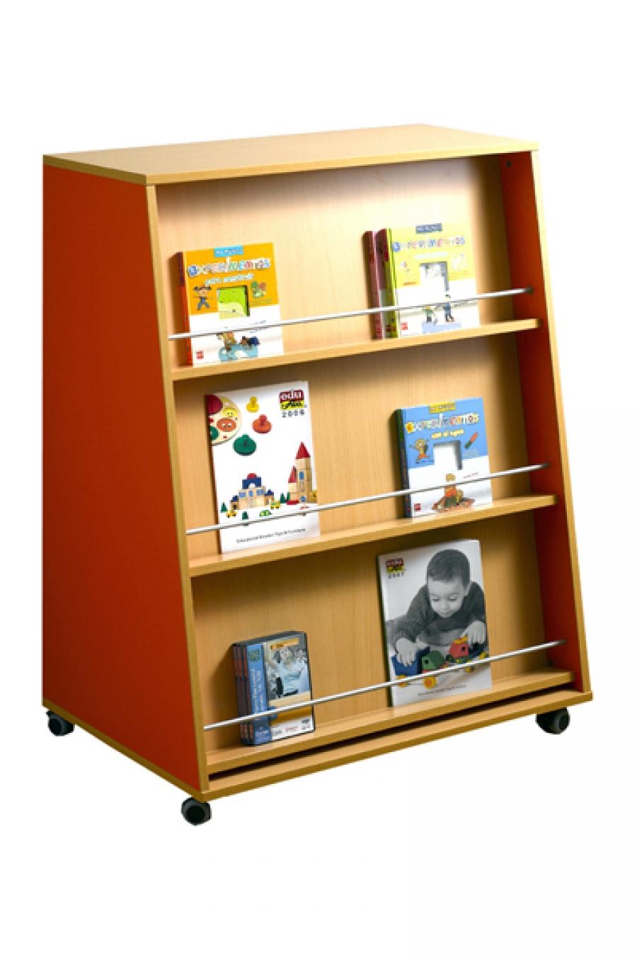 Muebles expositores de libros