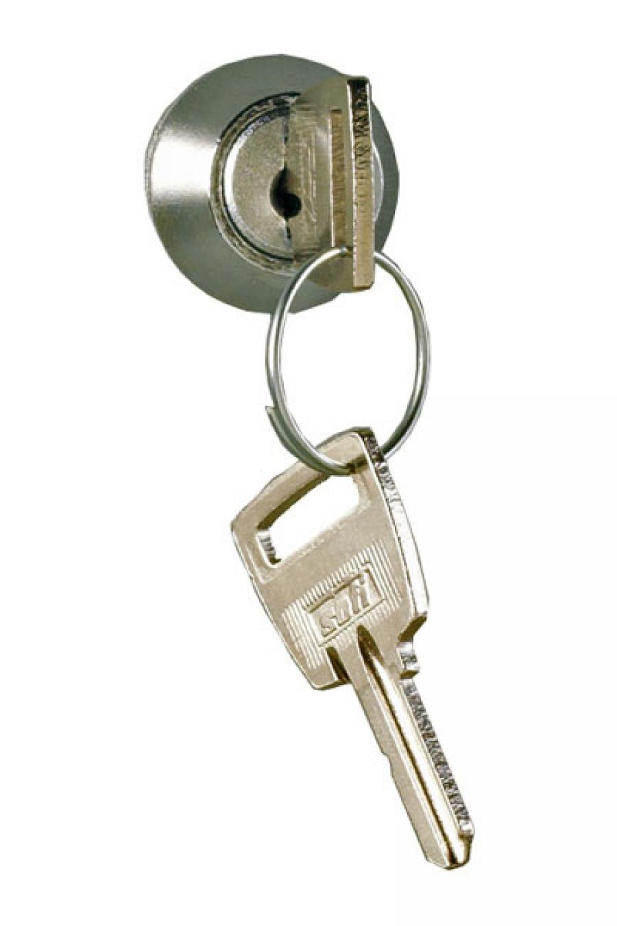Cerraduras de llave