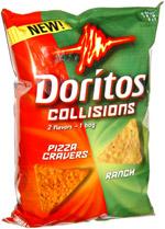Different Flavors Of Doritos : different, flavors, doritos, Doritos, Collisions, Cheesy, Enchilada, Cream