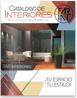 Catalogo de interiores TAR 2019