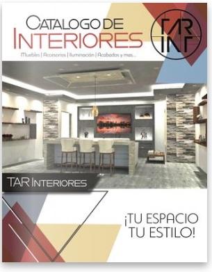 Catalogo de interiores TAR 2020