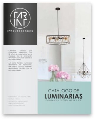 Catalogo de luminarias