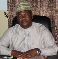 Alhaji Abubakar Sule Ndigmay, Comm. Min. of Housing