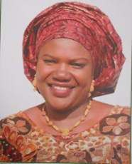 Mrs. Rebecca S. Manasseh, Comm. Min. of Environmentmin-envt-commissioner