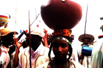fulani maiden in gembu