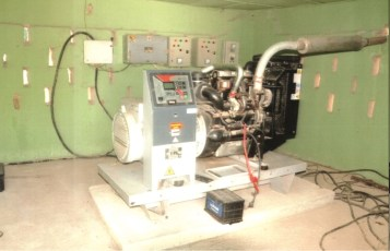 Overhauled Power Generator