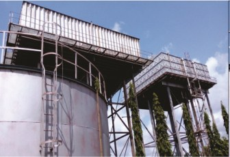 Elevated Water Tanks.