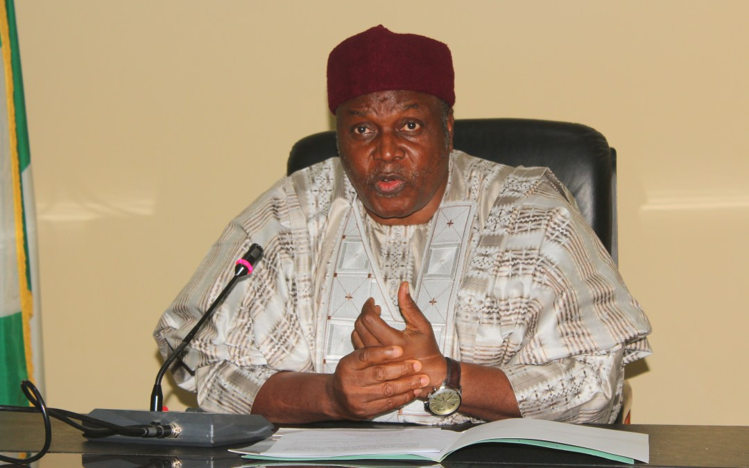 Governor Ishaku Declares Assets