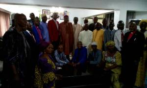 CAN visits Governor Ishaku