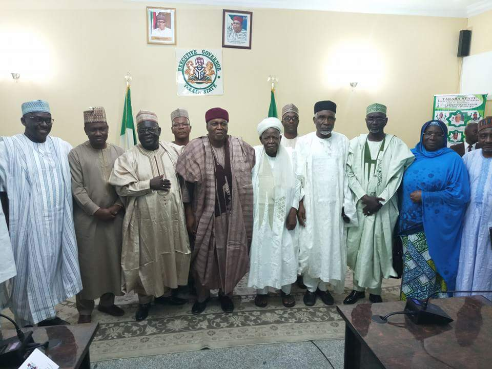 Taraba Elites Responsible for Problems