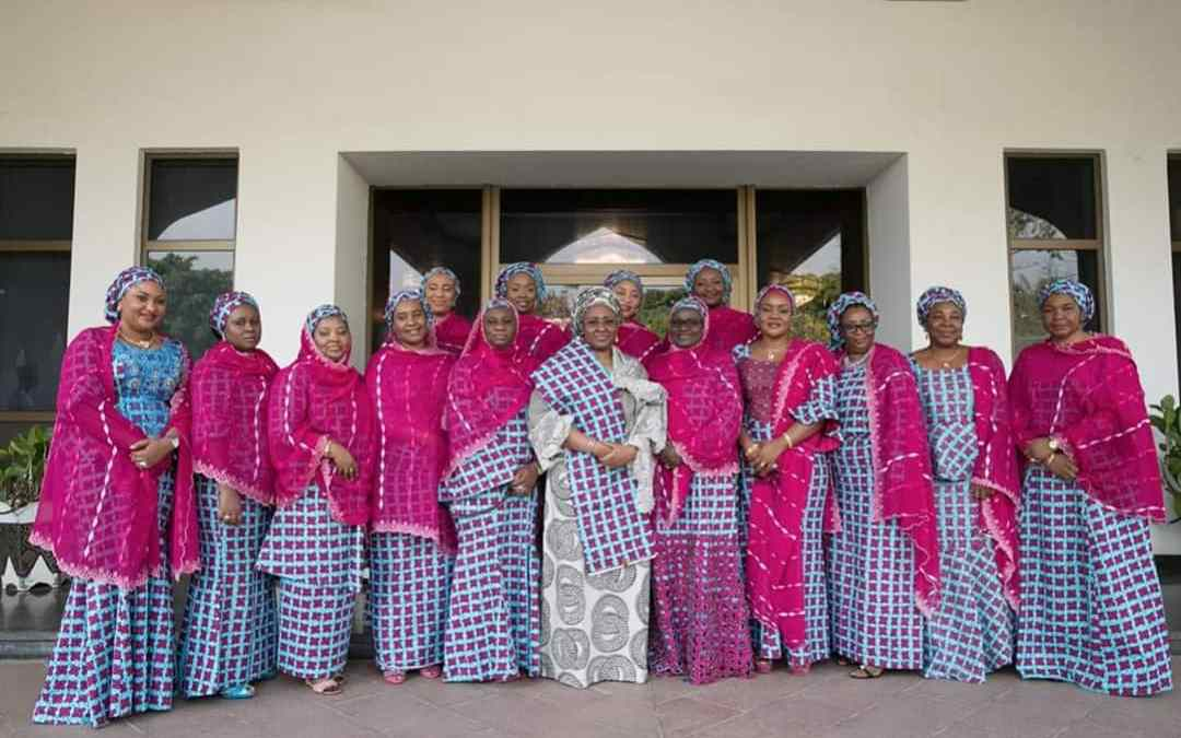 Wives of Governors Express Worry over Violence against Women and Children in the Country